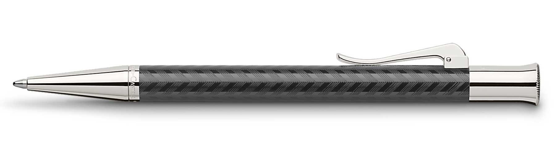 Шариковая ручка Graf von Faber-Castell Guilloche Chevron