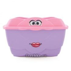 Ящик для хранения игрушек Веселый контейнер