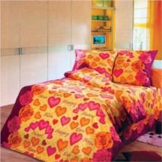 Постельное белье Поцелуй (1,5 спальный комплект)
