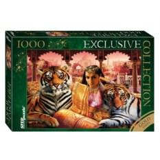 Пазл из 1000 деталей: Принцесса Индии (Золотая коллекция)