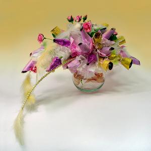 Букет из конфет «Страна любви»