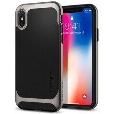 Чехол Spigen для iPhone X Neo Hybrid Gunmetal