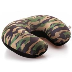 Подушка антистресс под шею Хаки