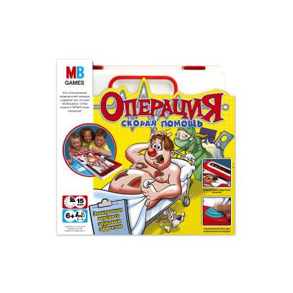 Игра «Операция»