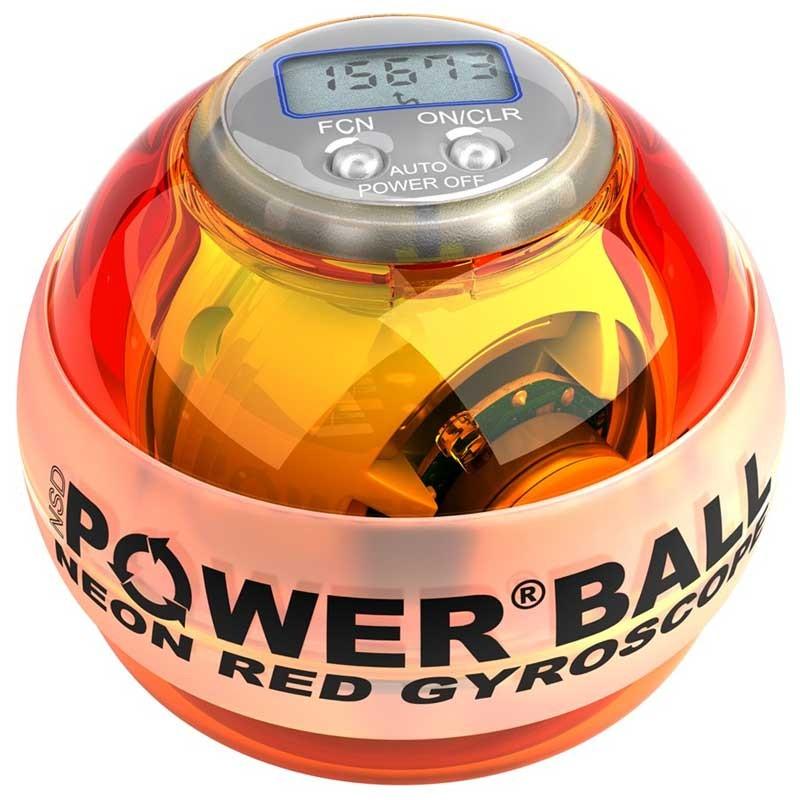 NSD Powerball 250Hz Neon Pro Amber
