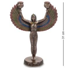 Подсвечник Исида – богиня материнства и плодородия