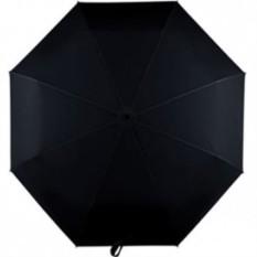 Складной автоматический зонт (цвет - черный)