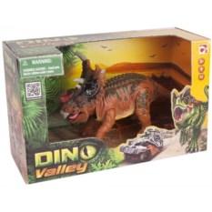 Подвижная фигура со звуком Пахиринозавр