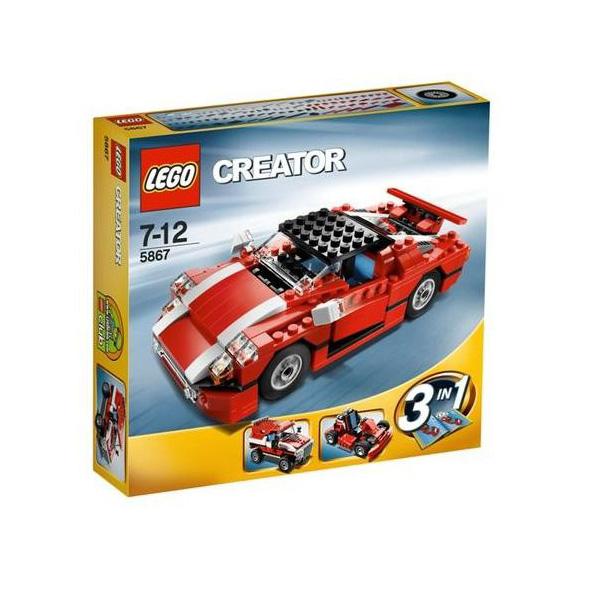 Lego Creator «Супер Спидстер»