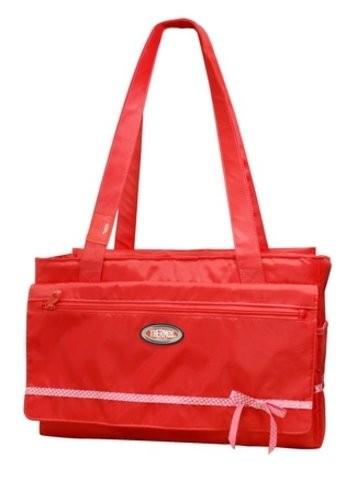Красная сумка-холодильник