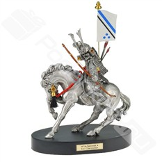 Cтатуэтка Самурай на коне
