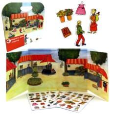Магнитная игра Egmont Toys «За покупками»