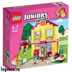 Конструктор Лего Джуниор Семейный домик