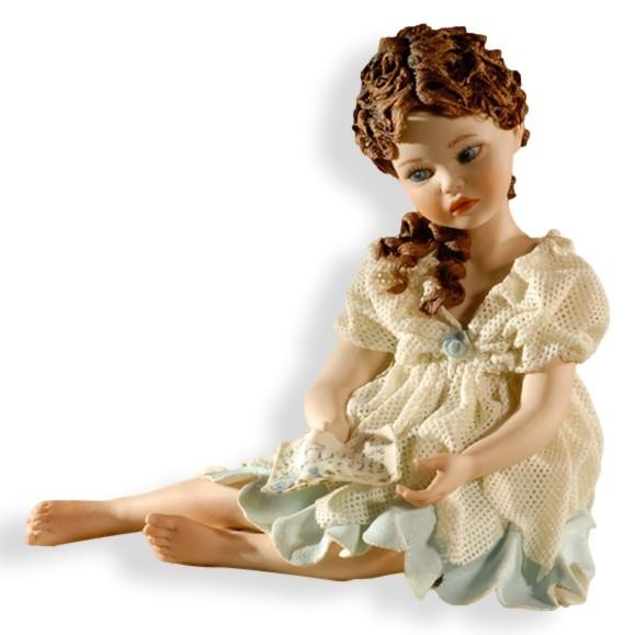 Фарфоровая кукла Ofelia Sibania