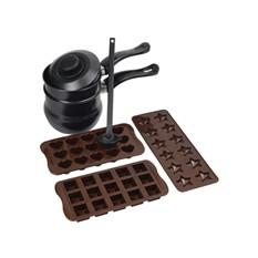 Набор для приготовления шоколада Шоколадница