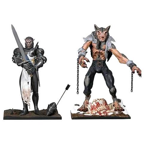 Набор фигурок «Кровавые волки»