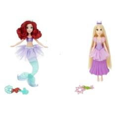 Куклы Disney Princess Принцессы для игры с водой от Hasbro