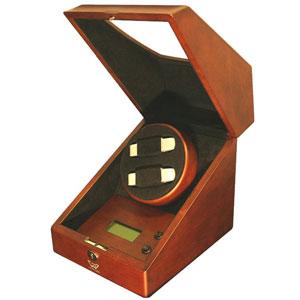 Шкатулка для механических часов с автоподзаводом