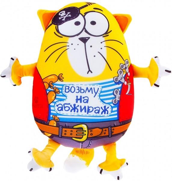 Антистрессовый кот Возьму на абжираж