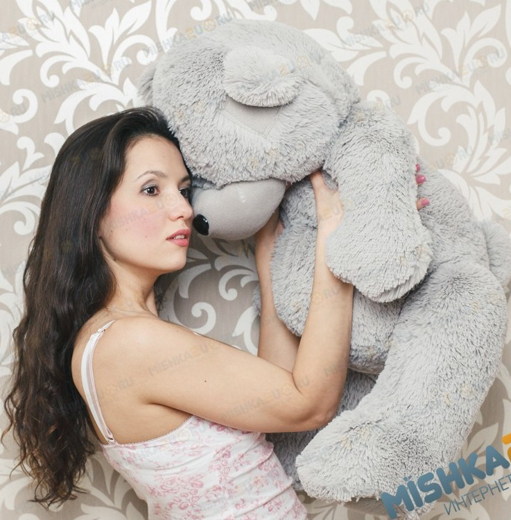 Плюшевый мишка Марк, 80 см