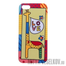 Чехол для IPhone 5 Жираф