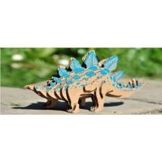 3D-пазл «Стегозавр»