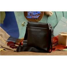 Черная сумка-планшет Марк коллекции Eclat