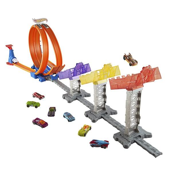 Игровой набор Hot Wheels Суперскоростная трасса от Mattel