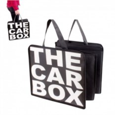 Складная сумка-органайзер в багажник The Car Box