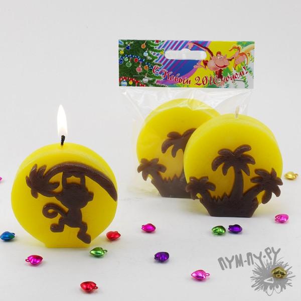 Свеча Банановый закат