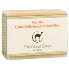 Мыло из верблюжьего молока для мужчин The Camel Soap Factory
