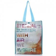 Пляжная сумка вертикальная Summer