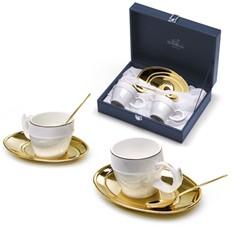 Набор для чая Золотой завиток на 2 персоны