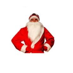 Борода и усы Деда Мороза
