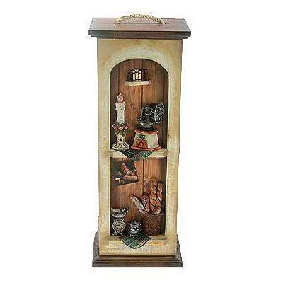 Кофр под бутылку «Винный погребок»