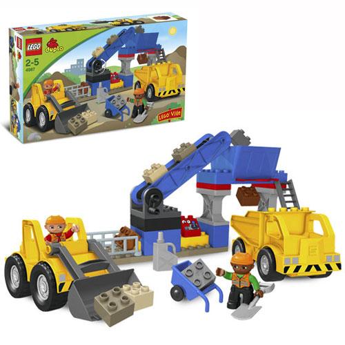 Набор Lego Duplo Грейдер