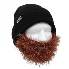 Бородатая шапка Bushy Biker