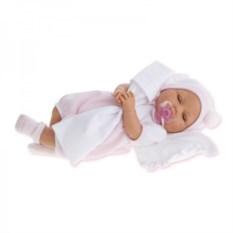 Кукла-малыш Габи в розовом Munecas Antonio Juan