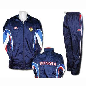 Костюм ветрозащитный Россия 2006
