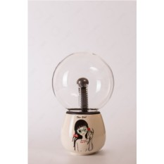 Керамический плазменный шар Тесла Girl