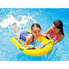 Надувная доска с держателями Учимся плавать — шаг 3