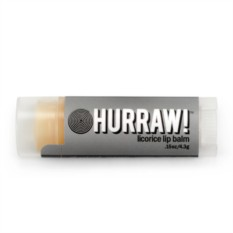 Бальзам для губ Hurraw! Licorice Lip Balm
