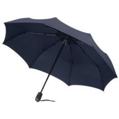 Темно-синий складной зонт-автомат Книрпс E.200