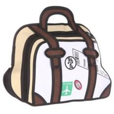Мультяшная сумка Traveller