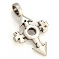 Мужской кулон Bico Cryptea Ключ к мистическим тайнам