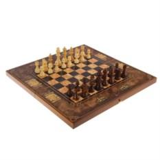 Подарочные шахматы Морская карта
