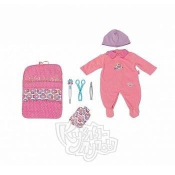 Baby Annabell Набор аксессуаров Будь здорова