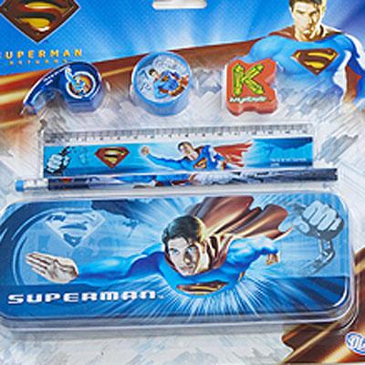 Канцелярский набор «Супермен»