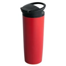 Красный термостакан fixMug