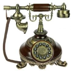 Ретро-телефон Восточный
